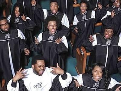 Il coro gospel che si esibirà nel carcere di Perugia Capanne
