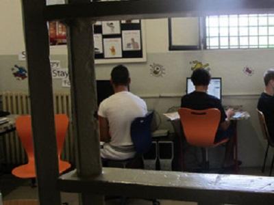 Studenti in carcere