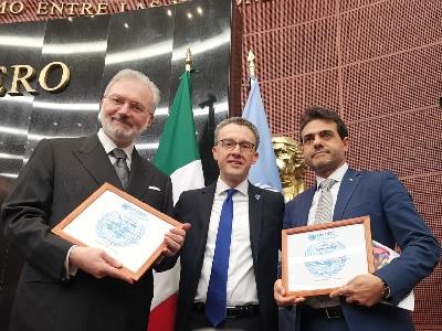 Riccardo Turrini Vita Antonino De Leo Vincenzo Lo Cascio