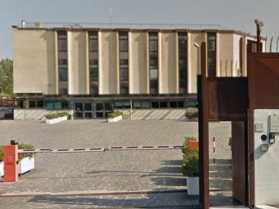 L'edificio del Dipartimento della Giustizia Minorile e di Comunità in via Damiano Chiesa 24 a Roma