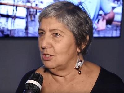 Susanna Ripamonti, direttore di Carte Bollate giornale del carcere di Bollate