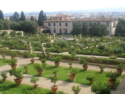 Villa Medicea di Castello Foto da www.angelidelbello.org