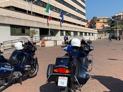 La sede del Dipartimento dell'Amministrazione Penitenziaria (DAP) di Largo Daga a Roma