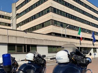 La sede del Dipartimento dell'Amministrazione Penitenziaria in Largo Luigi Daga a Roma