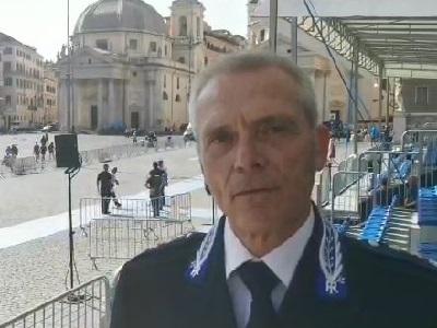 Francesco Durante speaker della Polizia Penitenziaria