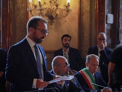Il Ministro della giustizia a Bologna