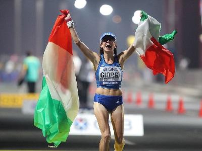 Eleonora Giorgi - doha 2019