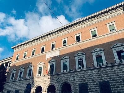 Facciata del palazzo del Ministero di Giustizia - Foto di Doriano Ciardo