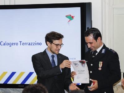 premiazione calogero terrazzino 2019