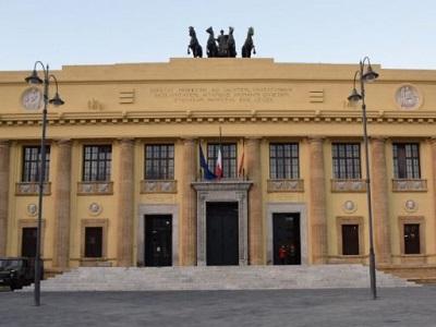 Il palazzo che ospita la Procura di Messina