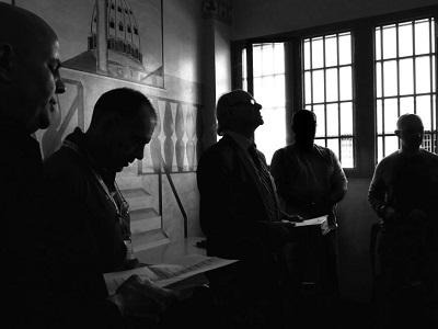 Foto di Margherita Lazzati Mostra 'Fotografie in carcere. Manifestazioni della libertà religiosa'
