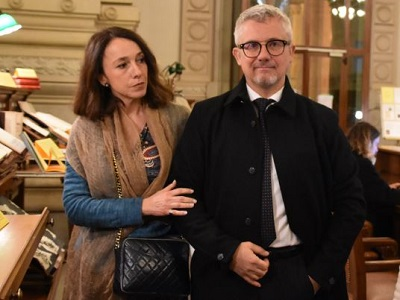 Maria Casola e Mario Di Iorio