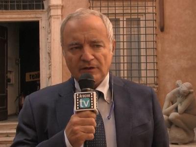 Ernesto Aghina, presidente del Tribunale di Torre Annunziata