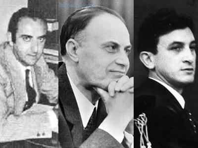 Nicola Giacumbi, Girolamo Minervini e Guido Galli