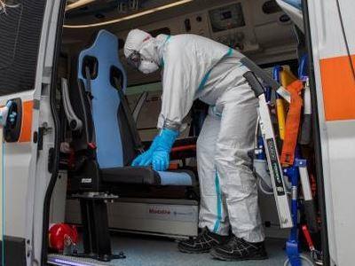 Emergenza Coronavirus - ambulanza