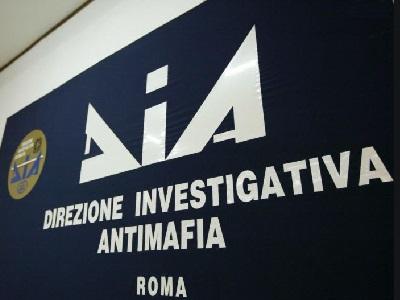 DIA Centro di Roma Direzione Investigativa Antimafia