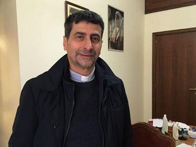 don Raffaele Grimaldi ispettore generale dei cappellani nelle carceri
