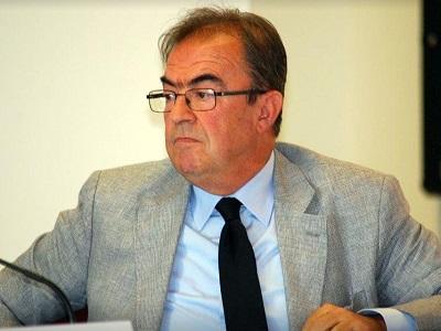 Giuseppe Conti, presidente del Consiglio dell'Ordine degli Avvocati di Sassari