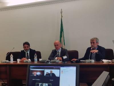 Videoconferenza Italia Messico Lavori di pubblica utilità per i detenuti