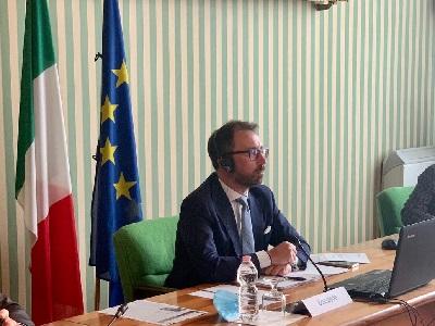 L'intervento del ministro Alfonso Bonafede al Consiglio GAI del 4 giugno 2020