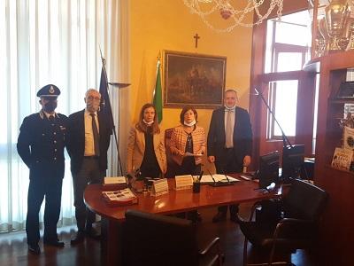 Protocollo istituto Pagliarelli con Ordine avvocati Palermo