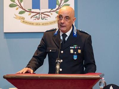 Augusto Zaccariello comandante Nucleo Investigativo Centrale