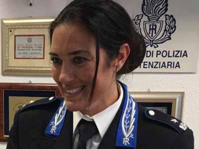 Maria Luisa Abossida, Comandante degli istituti penitenziari di Alessandria