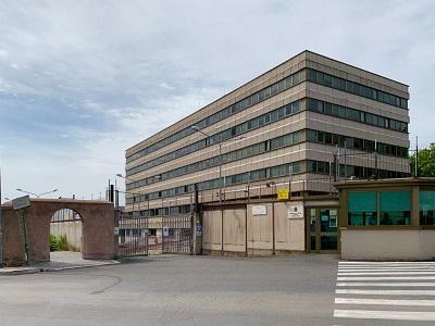 Facciata edificio del DAP - Foto di Doriano Ciardo