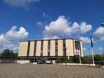 Facciata palazzo del Dipartimento per la Giustizia Minorile e di Comunità - Foto di Stefano Castellani