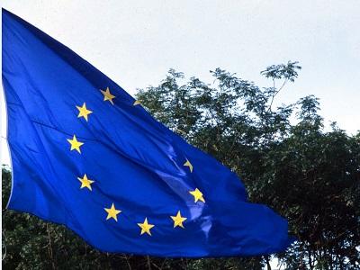 Bandiera Unione europea Foto ImagoEconomica
