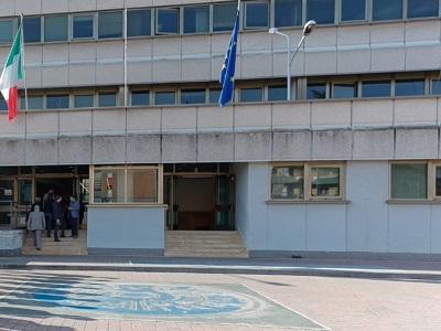 Il palazzo del Dipartimento dell'Amministrazione Penitenziaria a Roma