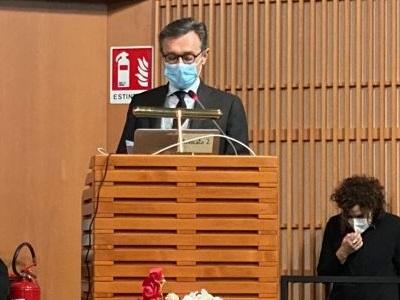 """Torino, Giorgis: """"Abbiamo reagito e stiamo reagendo alla pandemia"""""""