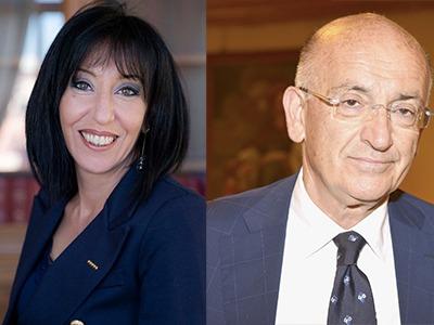 Anna Macina e Francesco Paolo Sisto i nuovi sottosegretari