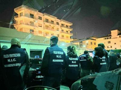 Salerno - maxi operazione NIC