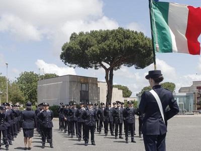 Cerimonia del giuramento degli Allievi Agenti della Polizia Penitenziaria