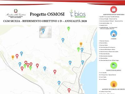 Copertina OSMOSIC GM SICILIA - ANNUALITÀ 2020