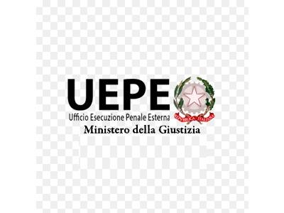 Logo UEPE Ufficio Esecuzione Penale Esterna