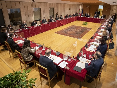 presidente mattarella presiede Plenum EPPO Csm cartabia procura europa