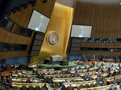 Assemblea generale Nazioni Unite