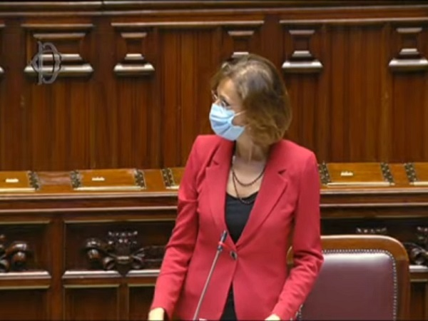 La ministra Cartabia alla Camera per il Question time