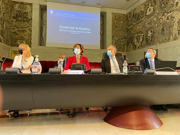 Marta Cartabia UPP Corte d'Appello di Milano
