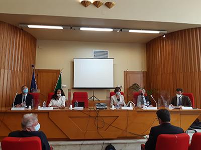 vero il nuovo UPP a Catania