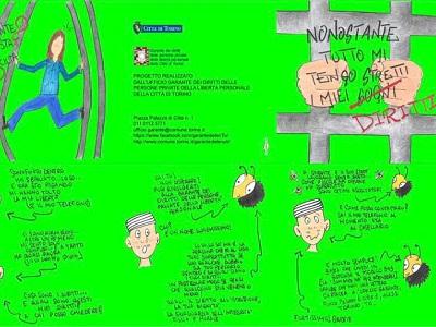 Graphic novel di Francesca Bonetto per il Ferrante Aportii