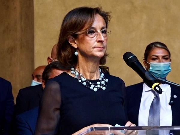41° anniversario strage di Bologna, la ministra Cartabia alla cerimonia - : foto di Giorgio Bianchi per il Comune di Bologna
