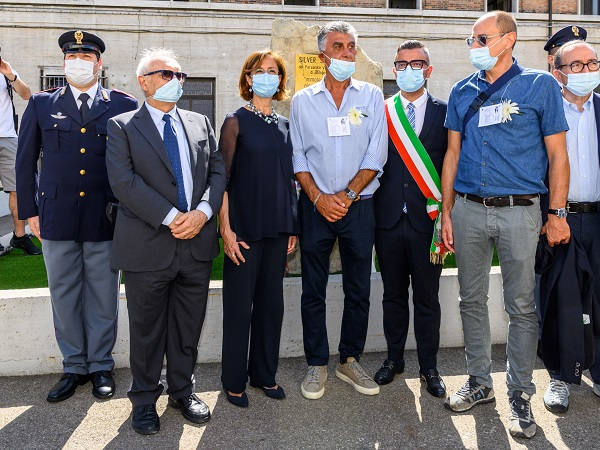 La ministra Cartabia alla commemorazione della strage di Bologna - : foto di Giorgio Bianchi per il Comune di Bologna