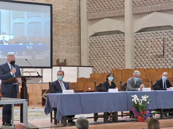 """Cartabia: """"L'Ufficio per il processo, ponte tra generazioni"""""""