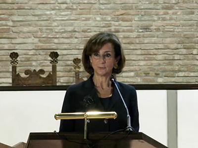 La ministra Cartabia all'Università degli Studi di Perugia
