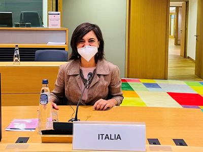 Prof.ssa Palmina Tanzarella: punto di contatto nazionale per la Carta UE dei diritti fondamentali